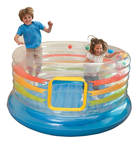 Aufblasbares Kindertrampolin