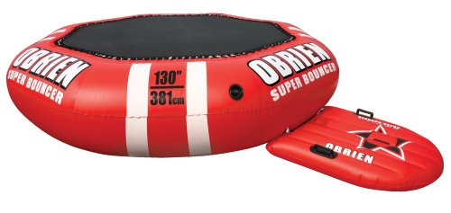 Aufblasbares Wassertrampolin Obrien Super Bouncer