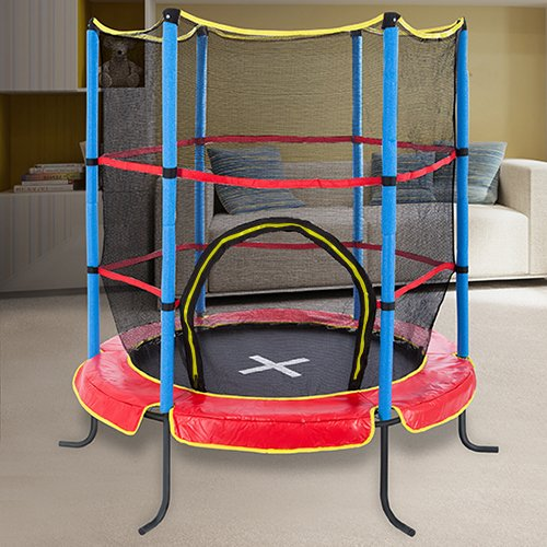 Stabiles Kindertrampolin Indoor